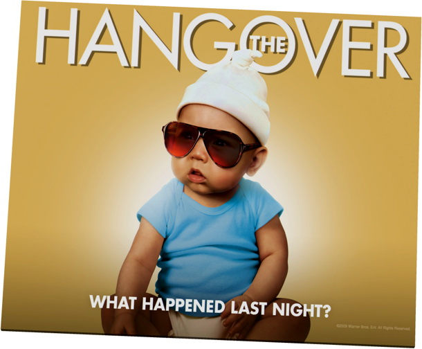 The Hangover Bril