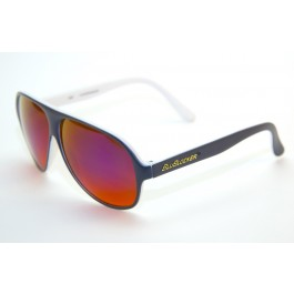Navy Blue Aviator blublocker