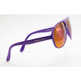 Purple Shiny Aviator BluBlocker
